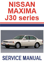 1989-1994 Nissan Maxima Service Repair Manual