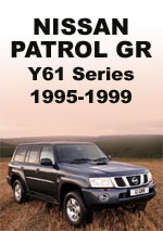 Nissan Patrol GR, Y61 Series 1995-1999 Workshop Repair Manual